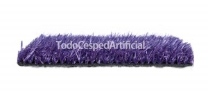 cesped artificial color violeta