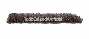 cesped artificial color bronce