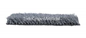 cesped artificial color gris